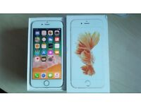 Apple iPhone 6s 16GB Gold Unlocked Any Netvork Excellent Condition