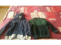Boys jumpers