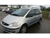 Ford Galaxy 1.9 TDI Parts or Repair, engine and gearbox good and working
