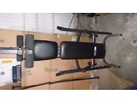 Pro fitness weight bench for sale