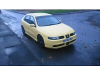seat leon cupra 1.8 20v turbo. remapped.