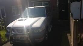 Nissan terranno 7 seater for sale