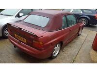 Escort Convertable/Cabrolet 1.6 Not XR3I COSWORTH RS COSWORTH BODY KIT