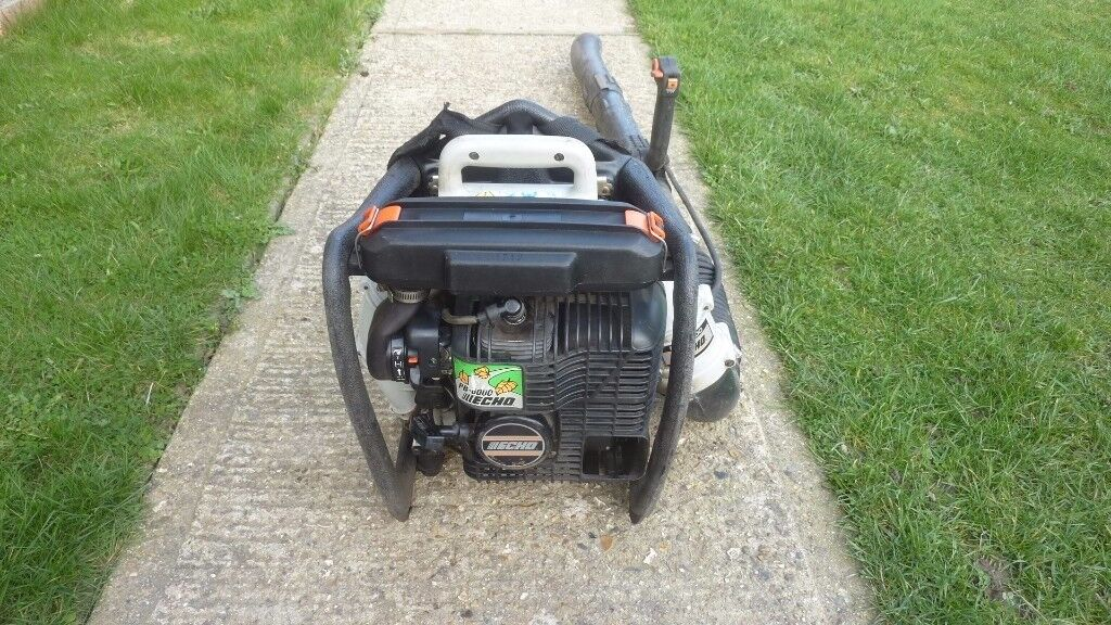 Echo pb 6000 large professional backpack blower
