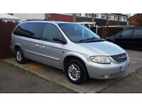 Chrysler Grand Voyager 2002 Auto 3.3 V6, Excellent runner & reliable family MPV