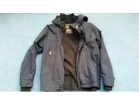 Kids NEXT Black Hooded Jacket 12 Years Old, Good condition, Zipped pockets, contact me asap, Cheap£5