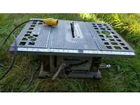 Makita table saw