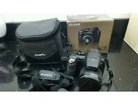 Fujifilm finepix s3200 camera mint with case box etc