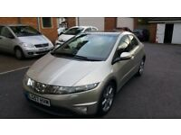 Honda Civic 2.2 Diesel from first owner