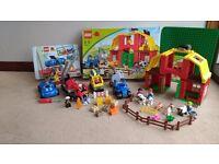 Large set of Duplo Lego