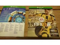 Xbox one Fifa 17 with early access