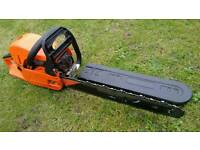 "18"" petrol chainsaw"