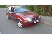 2001 Ford Fiesta 1.25 i 16v LX 5dr VERY LOW 35K MILLER GOOD DRIVE
