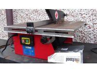Electric tile cutter table 240v