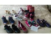 Size 9 girls footwear