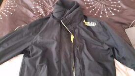 Superdy proffessional windcheater jacket
