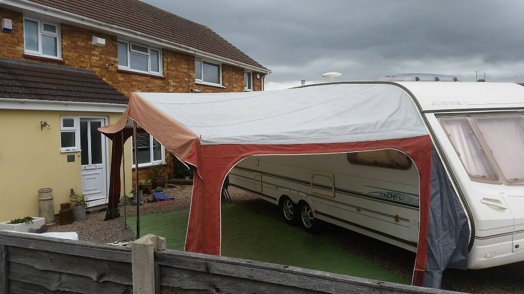 Caravan Awning 1050 To 1075 By Dorema