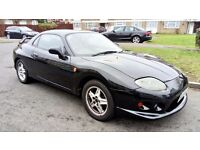 1998 mitsubishi fto gx 5 speed tiptronic facelift model