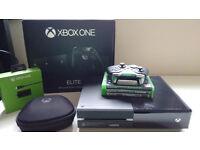 Xbox One Elite Bundle 1TB SSHD + Elite Controller + 3 Games