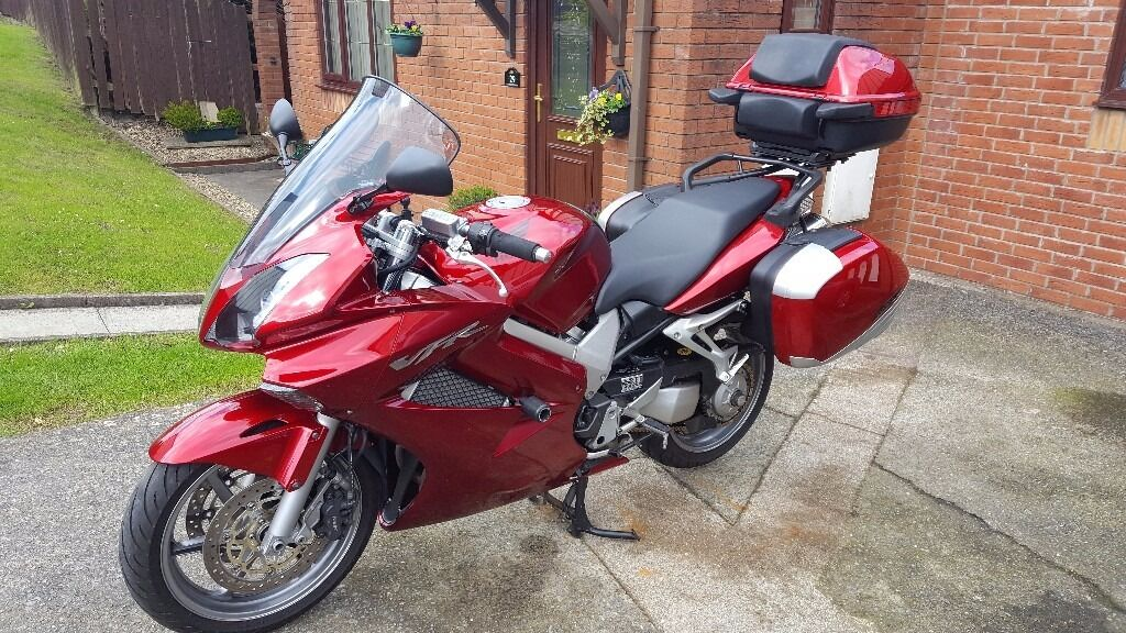 2010 honda vfr800 vtec with touring mods deposit taken in swansea gumtree. Black Bedroom Furniture Sets. Home Design Ideas