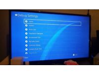 Ps4 slim 4.05 firmware like brand new condition with box PS4 with controller 4.05 4.55