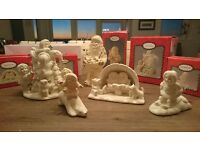 Snow Collection Christmas Decorations/Ornaments