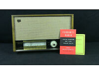 Vintage........Bluetooth Speaker with a difference......