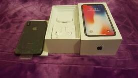 iphoneX 64Gb brand new