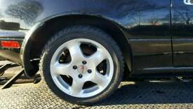 "15"" Alloys removed from mazda mx5 eunos"
