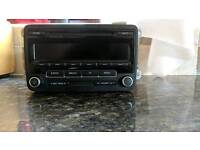 Genuine Volkswagen VW RCD 310 CD Player