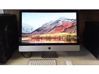 Apple iMac 27-Inch - Intel i5 - 16GB RAM - 1TB HDD - For Sale