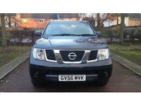 NISSAN PATHFINDER 2.5 DCI 4X4 ** ONE YEAR MOT ** FULL LEATHER 7 SEATS ** JUST SERVICED