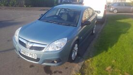 selling my Vauxhalla vectra 96000 mileage 1.8l from 2007