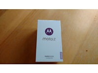Moto Z Sim-Free 32GB - New and Unopened