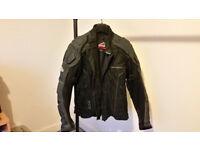 Hein Gericke Fully Armoured Motorcycle Jacket