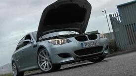 BMW M5 V10 550BHP FULLY LOADED P/X M6 M3 DCT V8 C63 E63 SL55 CLS55 A45 AMG V12 RS6 RS4 RS3