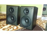 ELTAX(Denmark) 100 Watt Speakers