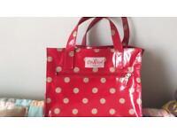 Cath Kidston spotted handbag
