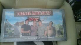 Trailer park boys monopoly brand new very rare