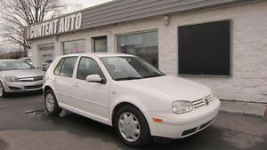 2007 Volkswagen Golf City 2,0 AUTOMATIQUE AIR CLIMATISER