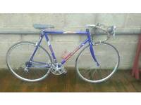 Peugeot performance road racer bike bicycle