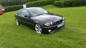 Bmw 320 cd e46 coupe
