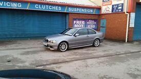 BMW 3 SERIES (E46) 325 CI M SPORT COUPE FACELIFT , Not M3, 330, 320, 318
