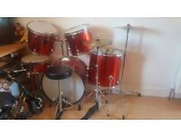Drum kit for sale £150 ono