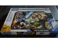 Ravensburger Star Wars The Clone Wars Jigsaw Puzzle