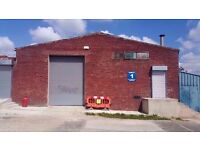 Looking for Storage / workshop for rent approx. 500-1500sqft