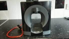 Nescafe Doice Oblo coffee machine by krups