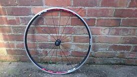Shimano R500 front road bike wheel