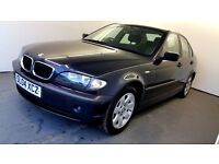 2004   BMW 320D SE   Manual   Diesel   8 Months MOT   HPI Clear   GOOD CONDITION   Spare Key
