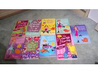 Details about The Princess Diaries Collection Meg Cabot - 9 books